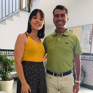 Los concejales de Turismo de Chipiona y La Algaba acuerdan trabajar en proyectos que unan más a las dos poblaciones