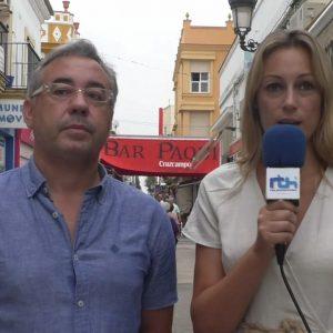 Maria Naval y Pepe Mellado anuncian el desbloqueo para finalizar la segunda y la licitación de la tercera fase de la calle Isaac Peral