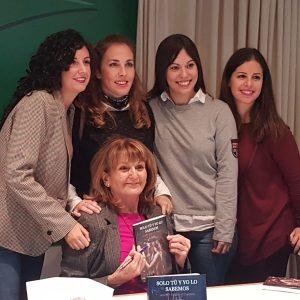 Ana María Gutiérrez Toscano presenta en Chipiona hoy viernes su tercera novela, 'Sólo tú y yo lo sabemos'