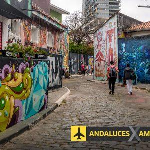 La ciudad brasileña de Sao Paulo protagoniza una nueva edición de «Andaluces X América»