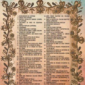 58 asociaciones y colectivos participarán el sábado en la ofrenda floral a la Virgen de Regla