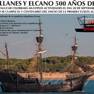 El CAND invita a participar en la parada náutica homenaje a los marinos que dieron la primera Vuelta al mundo