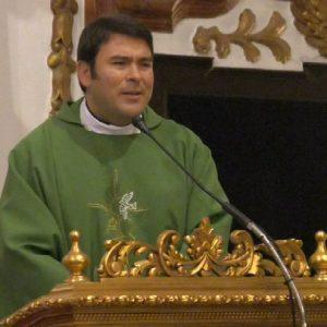 Antonio Luís Sánchez Álvarez tomo ayer posesión de su cargo como párroco de Nuestra Señora de la O
