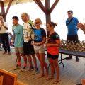 Fran Caraballo se impone de forma incontestable en la Carrera Playa de Regla secundado por Raúl Hinestrosa