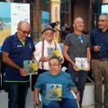 Toni Domínguez homenajeado en la presentación de la X Edición del Desafío Doñana por su participación en todas las ediciones de la prueba