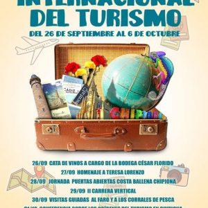 Hoy jueves comienza la programación especial de la I Semana Internacional del Turismo