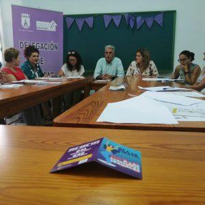 La delegada de Igualdad asume la presidencia del Consejo Municipal de la Mujer en la sesión ordinaria celebrada esta semana