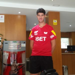 Ceferino Gómez -Cefe- ha conseguido el cuarto puesto por equipos junto a su compañero de selección nacional Eduardo Cuesta en el Open de Chequia.