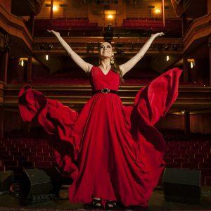 Maria Villalón estrena este sábado en Sevilla 'Desde Ayamonte hasta fado', su nuevo espectáculo musical