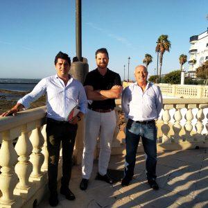 Ciudadanos lleva al Parlamento andaluz la situación de los corrales de Chipiona