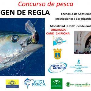 Finaliza la V Liga de Pesca Deportiva con el concurso Virgen de Regla 2019
