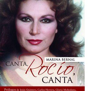 Canta, Rocio, canta se presenta este viernes dia 20 de septiembre a las 21 horas en  La Libreria Planeta Zocar de Jerez de la Frontera