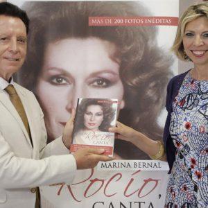 Ortega Cano debuta como escritor en Canta Rocío canta