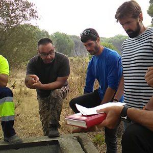 Medio Ambiente estudia con la Comunidad de Regantes, Bomberos y CANS, la instalación de hidrantes para prevenir posibles incendios forestales