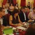 IU lleva a la Diputación la necesidad de un convenio para el arreglo y reasfaltado del Camino de la Reyerta que une Sanlúcar y Chipiona