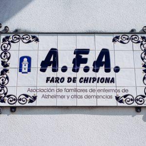 Alzheimer Chipiona pone en marcha una nueva campaña para obtener fondos para rehabilitar la segunda planta de su centro de día