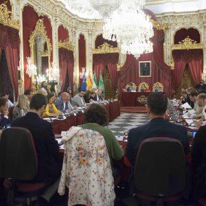 El Pleno de Diputación ha aprobado las actuaciones del Plan Invierte 2019 en Chipiona