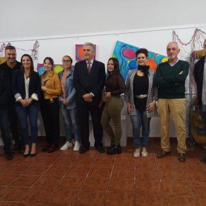Inaugurada la exposición del concurso de carteles del carnaval de Chipiona 2020, que abre los previos de la fiesta