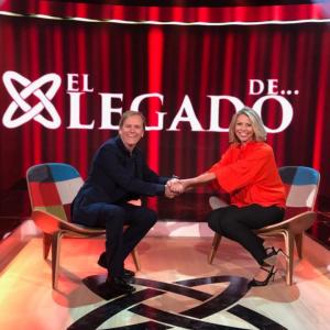 Este sábado 19 de octubre Canal Sur TV a las diez de la noche ofrece un nuevo legado dedicado a Rocio Jurado con la participación de Marina Bernal