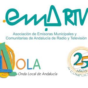 EMA-RTV cumple este sábado 35 años vertebrando y dinamizando el territorio andaluz a través de la comunicación local pública y ciudadana