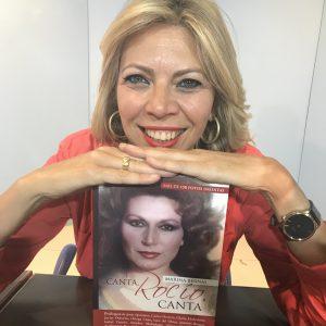 El libro de Marina Bernal 'Canta Rocío, canta' será presentado en Sevilla el 20 de noviembre en el Teatro Cajasol
