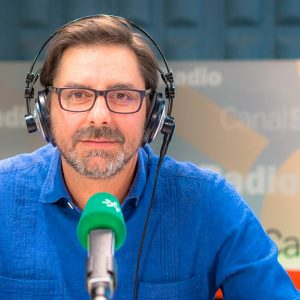 El estudio central de Canal Sur Radio llevará el nombre de Valentín García Sandoval