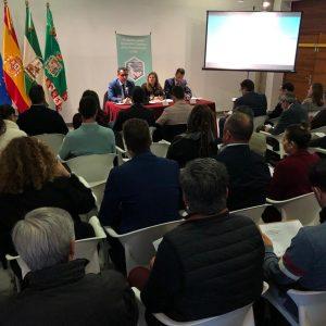 Tano Guzmán ha participado en la constitución del Pacto por la sostenibilidad de la costa gaditana