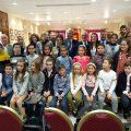 20 alumnos han llevado propuestas para mejorar la vida en Chipiona al pleno infantil del Día de la Constitución