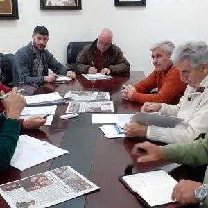 La Comisión de Estudio del V Centenario de la primera Circunnavegación mantiene un primer encuentro para comenzar a planificar actividades