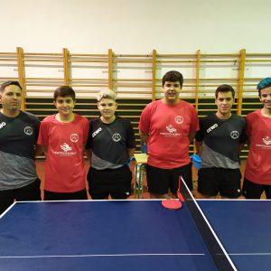 Nueva victoria del CTM Portuense ante el IMEX Don Benito- Badajoz por  4-3