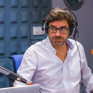 El periodista de Canal Sur Valentín García, Premio Plaza de España 2019