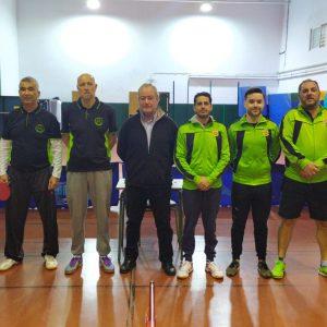 Jornada de triunfos de los equipos del CTM Portuense