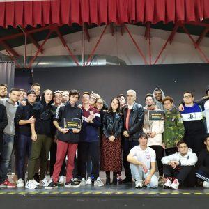 34 participantes y más de 400 asistentes al concurso 'Batalla de gallos' organizado el pasado sábado por la Delegación de Juventud