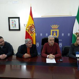 Ayuntamiento de Chipiona y Acitur firman un convenio para el desarrollo del Centro Comercial Abierto