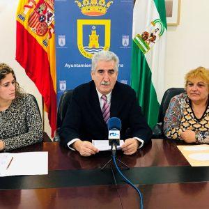 El Ayuntamiento de Chipiona y la Cocina Social firman un convenio de colaboración para la financiación de los gastos de mantenimiento