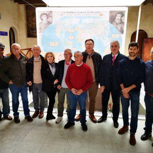 Una exposición muestra en el Castillo la relevancia de Chipiona en la cartografía de las expediciones marítimas del siglo XV