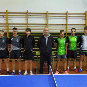 Gran victoria del CTM Portuense ante la A.D. Tres Balcones Torreorgaz-Cáceres por 4-2