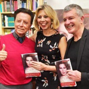 Marina Bernal escribe de la presentación en La Casa del Libro de Madrid de su libro Canta, Rocío,canta