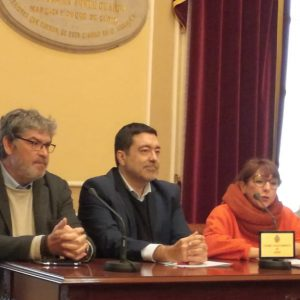 Canal Sur y Onda Cádiz presentan el acuerdo para la retransmisión del Concurso del Falla en Televisión
