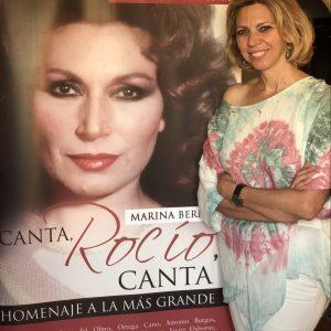 Canta, Rocío , canta se presentará el 22 de enero en la Casa del Libro de Madrid de Gran Vía.39, la mayor librería de España