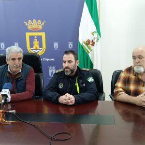 La plantilla de la Policía Local de Chipiona se incrementa con un nuevo agente en comisión de servicio