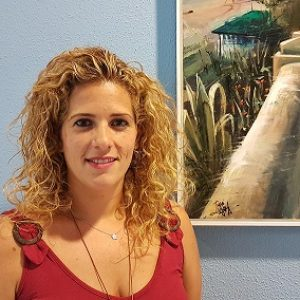 Luz María Caraballo presenta el programa de actividades conmemorativo del Día Internacional de las Mujeres