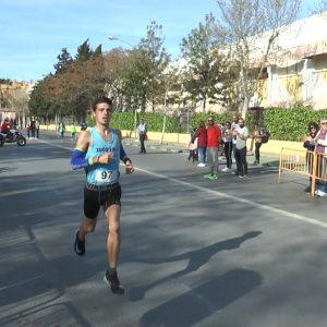 Fran Caraballo vuelve a alzarse con el triunfo en una Carrera Popular 28F Día de Andalucía que mantiene un gran nivel de participación