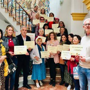 Chipiona ha iniciado hoy el programa de actos conmemorativos del 8 de marzo, Día internacional de las mujeres, con una concentración