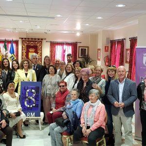 Igualdad ha tributado este año un homenaje especial a todas las mujeres en el acto  institucional del 8 de marzo