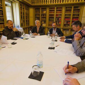 Los alcaldes de la Costa Noroeste estudian con Apytermi trabajar conjuntamente en el desarrollo socioeconómico de la comarca
