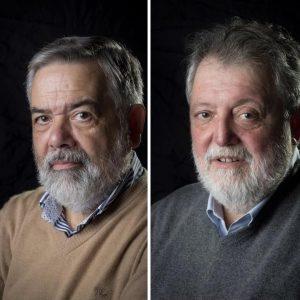 """Fernando Salazar y Ángel Bajuelo ilustran con fotos por primera vez la edición 2020 de """"Cómo llora Sevilla…"""" del padre Ramon Cué"""
