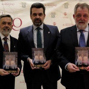 """Las reflexiones de Juan Salas, director de Cuaresma, sobre la 17 edición del libro del padre jesuita Ramon Cué """"Cómo llora Sevilla 2020"""""""
