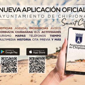 Chipiona lanza una APP municipal con el objetivo de lograr cercanía e inmediatez en la comunicación con los ciudadanos
