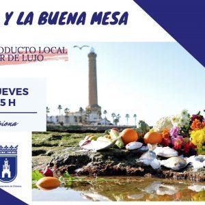 La radiotelevisión municipal de Chipiona promociona la cocina con productos de proximidad